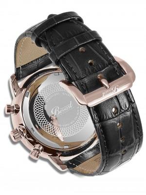 Мъжки часовник Bossart Atman BW-1401-IR-BK