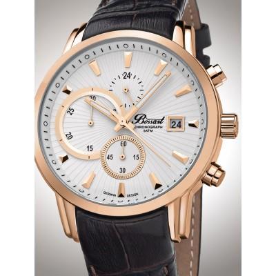 Мъжки часовник Bossart BW-1104-IR-W-LE