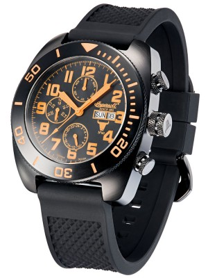 Мъжки часовник Ingersoll Bison IN1306BKBK