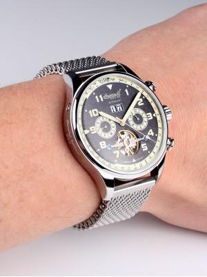 Мъжки часовник Ingersoll Crockett IN1308BKMB