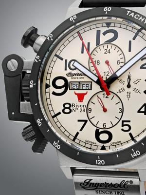 Мъжки часовник Ingersoll BISON N° 28 IN1607CR