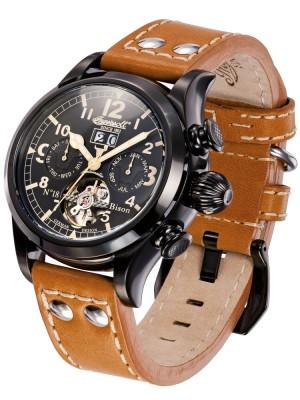 Мъжки часовник Ingersoll Bison IN4506BBK