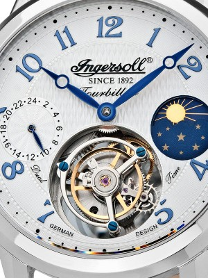 Мъжки часовник Ingersoll Pierce IN5305WH Tourbillon