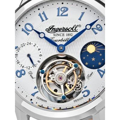 Мъжки часовник Ingersoll Pierce IN5305WH Tourbillon