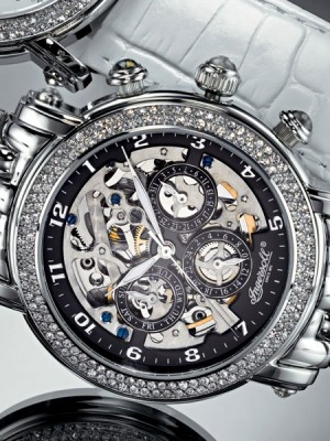 Дамски часовник Ingersoll Dream IN7202BKMB