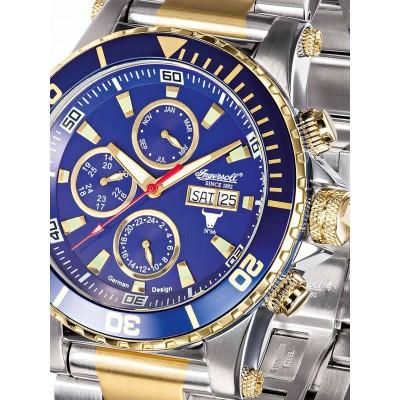 Мъжки часовник Ingersoll Bison No.66 IN1511BLMB