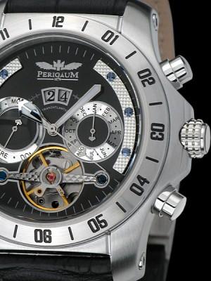 Мъжки часовник Perigaum Transatlantic P-0605-SS