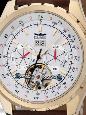 Мъжки часовник Perigaum P-0703-GW