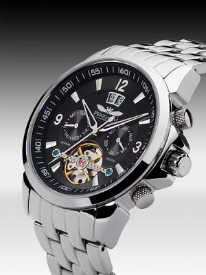 Мъжки часовник Perigaum P-0901-SS-BRC