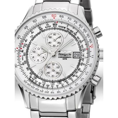 Mъжки часовник Perigaum Flightmaster P-1310-ASW-BRC