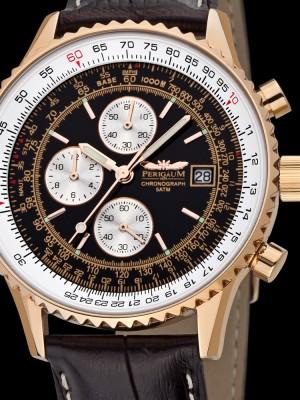 Мъжки часовник Perigaum Flightmaster P-1310-IRBK