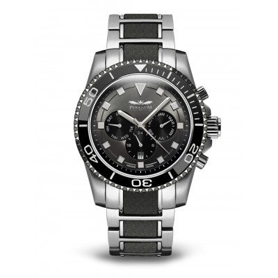 Мъжки часовник Perigaum Stingray P-1401-BK