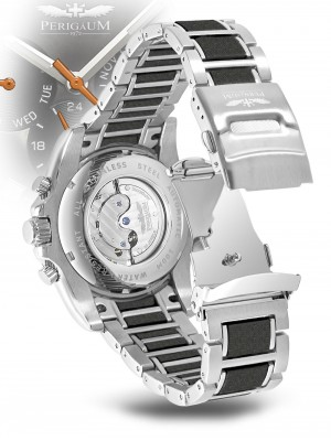 Мъжки часовник Perigaum Stingray P-1401-OR