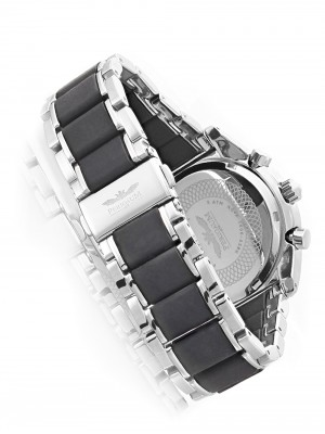 Дамски часовник Perigaum Cloudy P-1406-ASBK