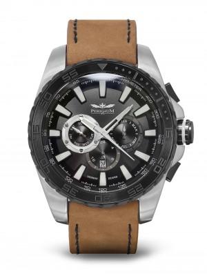 Мъжки часовник Perigaum Legend P-1403-ASBK-BR
