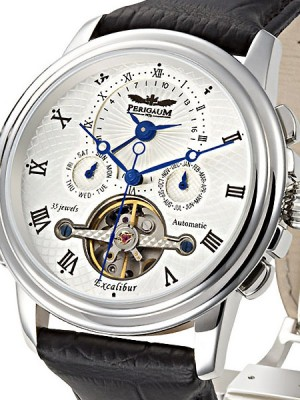 Мъжки часовник Perigaum Excalibur P-0502-SW
