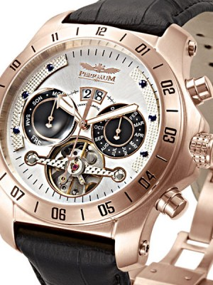 Мъжки часовник Perigaum Transatlantic P-0605-RW