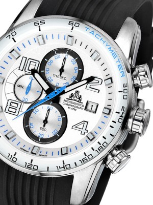 Мъжки часовник Rothenschild Stream RS-1001-BL