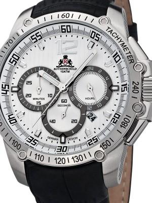 Мъжки часовник Rothenschild RS-1109-AS-W