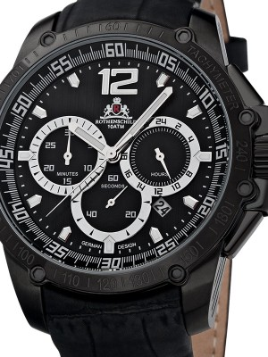 Мъжки часовник Rothenschild RS-1109-IB-S
