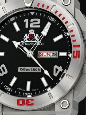 Мъжки часовник Rothenschild RS-1110-AS-S-PU