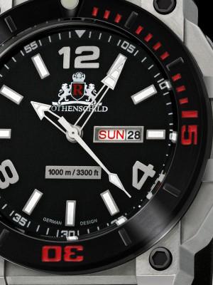 Мъжки часовник Rothenschild RS-1110-ASIB-S-PU