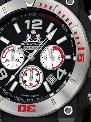 Мъжки часовник Rothenschild RS-1111-ASIB-S-PU