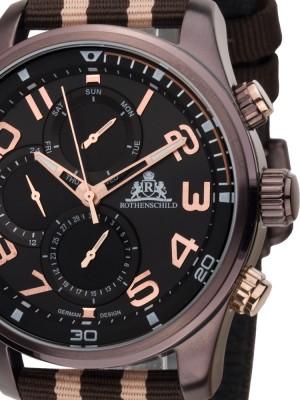 Мъжки часовник Rothenschild Cobra RS-1301-Br