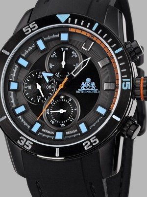 Мъжки часовник Rothenschild Scala RS-1310-IB-Bl