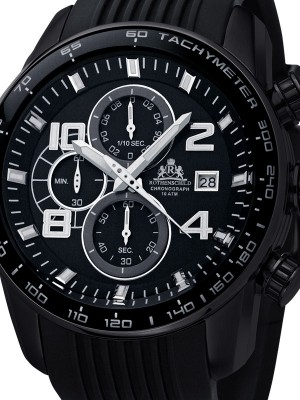 Мъжки часовник Rothenschild Stream RS-1001-BKBK