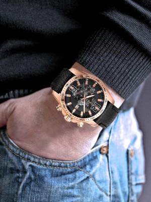 Мъжки часовник Rothenschild Techno RS-1002-IR-BK
