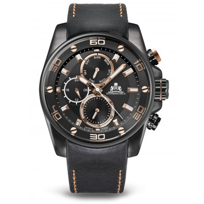 Мъжки часовник Rothenschild Abyss RS-1405-IB-BKRG