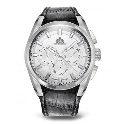 Мъжки часовник Rothenschild Black Hawk RS-1402-AS-SIBR